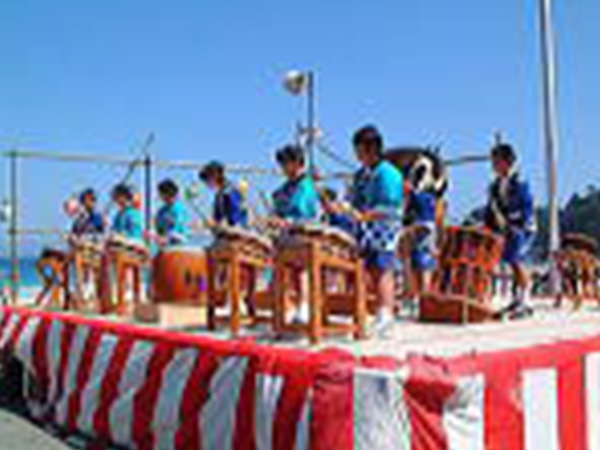 白浜・海の祭典