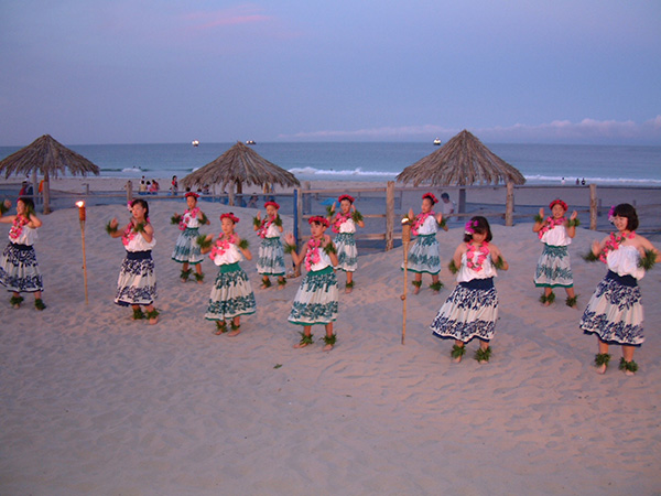 伊豆・海の祭典