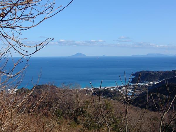 白浜で一番高い山・高根山