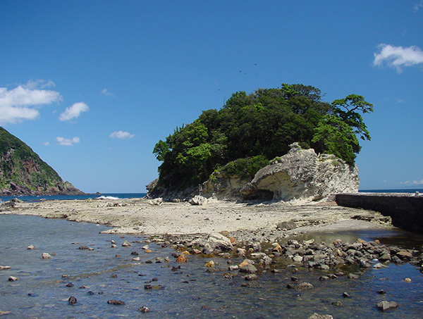 白浜板戸海岸(一色海岸)