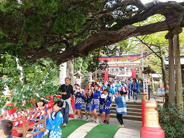 白浜神社(白濱神社)